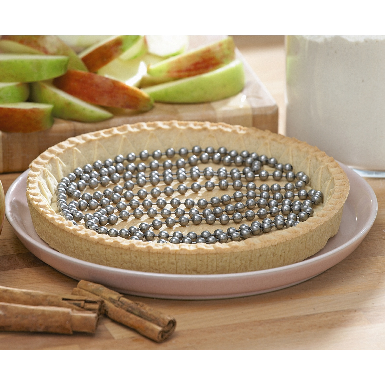 Blind Baking Pie Weight Beads Stainless Steel Reusable